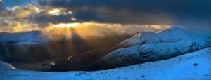 Glen Shiel by Ballisticvole