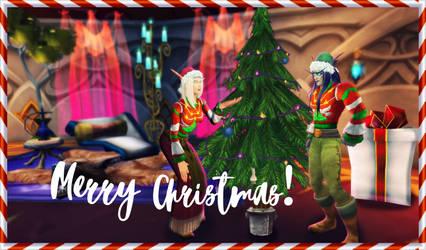 Merry Christmas! by KillerCookie95