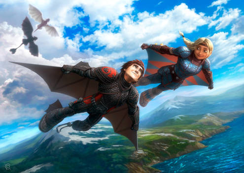 How to Train Your Dragon DUO