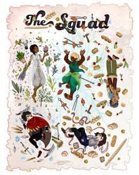 SH Squad goals by GodessFae