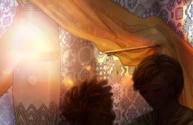 SH: Vavaka (Illustration) by GodessFae