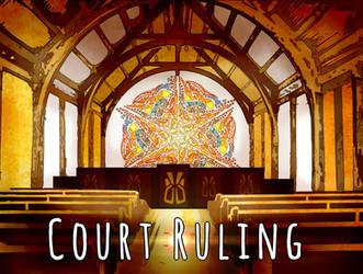 SH E3: Courtroom by GodessFae