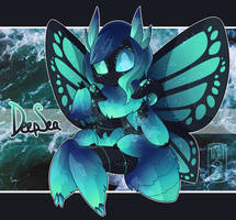 Mothster Adoptable - CLOSED by Nyascree