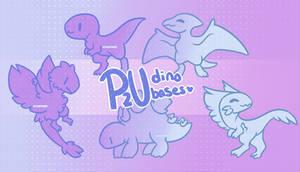 [P2U] - Dino Bases