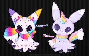 [A] - Pokemon Adoptables - CLOSED
