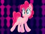 Cartoony Pinkie