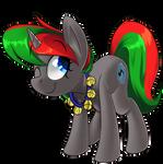 Commission: 7up Pony