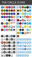 The CIRCLE ICONS by xenatt