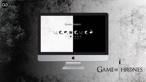 Game Of Thrones CloverEFI Theme