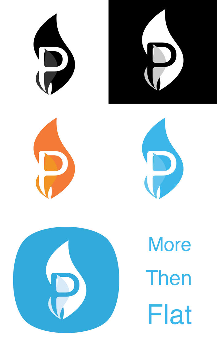 PapyrOS Logo reDesign by xenatt