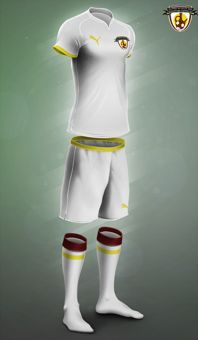 Ethiopia Buna FC new kit_2018 by Havokmesfin