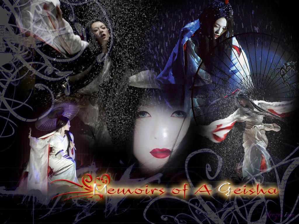 Memoirs Of A Geisha By Freza01 On Deviantart