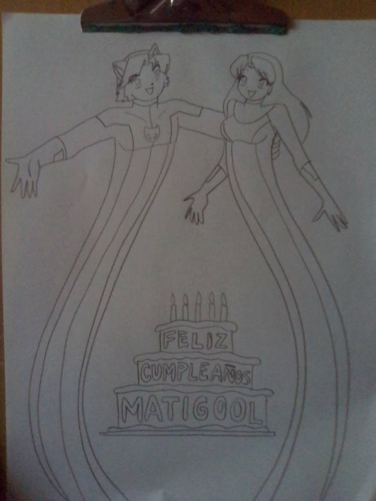 feliz cumpleaos Matigool by Autobot-7712