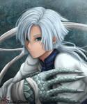 Kija, the White Dragon (Akatsuki no Yona)