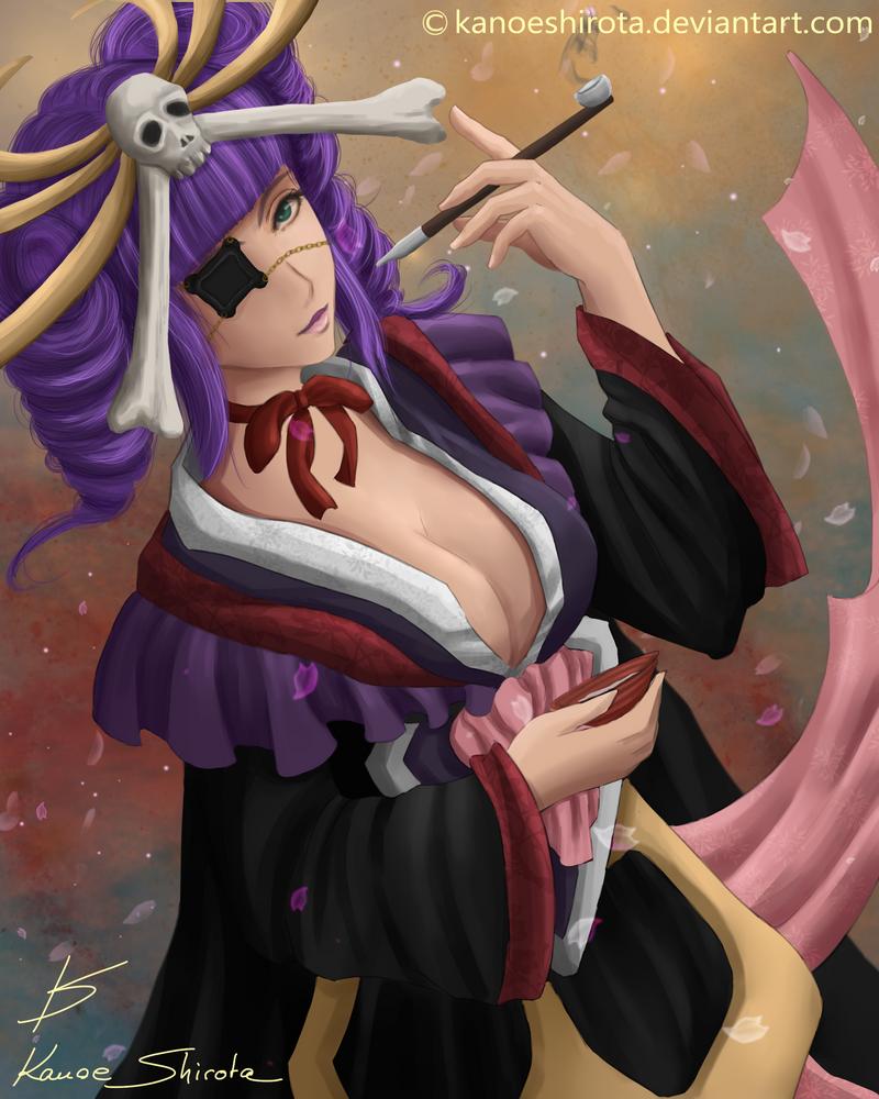 Katen (Bleach) by KanoeShirota