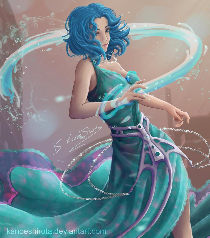 Athena by KanoeShirota