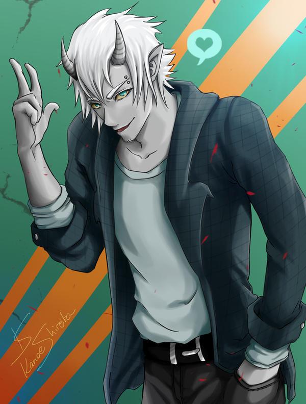 Ramiel [Commission] by KanoeShirota