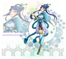 ADOPT [OPEN| SET PRICE]: Water Moon by KanoeShirota
