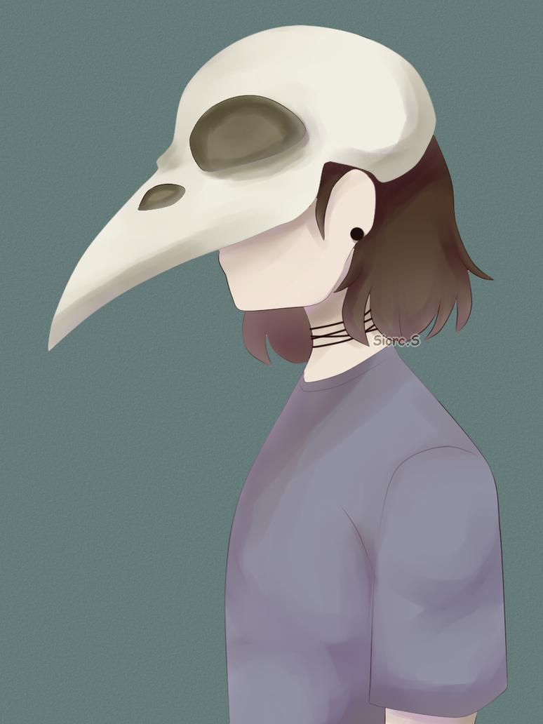 Skull by SiorcShark