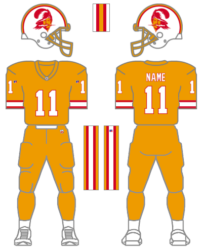 Top 1995 Tampa Bay Bucs all orange concept by Chenglor55 on DeviantArt  hot sale