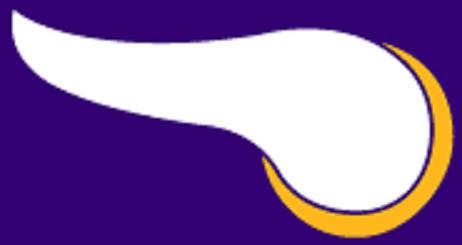 1961-2005 Minnesota Vikings Horn logo by Chenglor55 on ...
