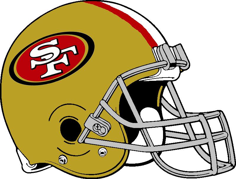 49ers helmet wallpaper