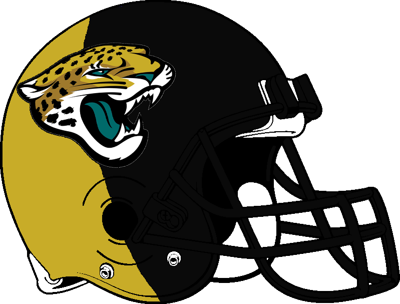 Jaguars New Helmet 2013 Jaguars Helmet ...