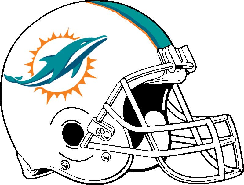 Dolphins new Helmet 2013-present by Chenglor55Dolphins Helmet Logo