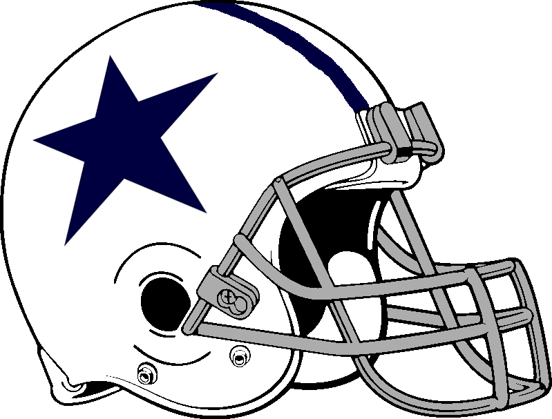 Cowboys Helmet 1960 1963 By Chenglor55 On Deviantart