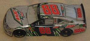 2013 Dale Earnhardt Jr. Diet Mountain Dew #88 car