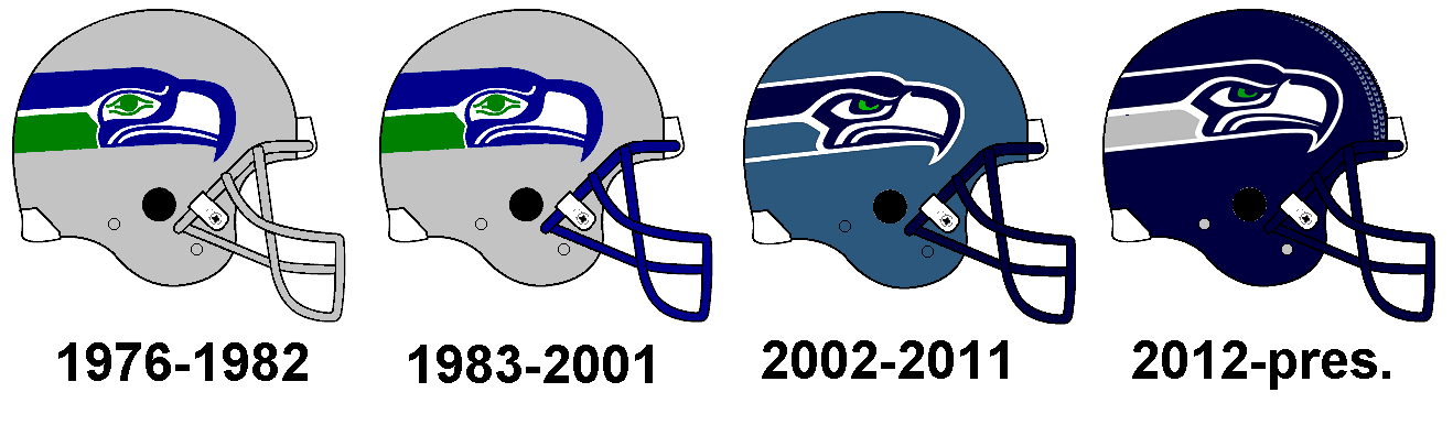 Seattle Seahawks Helmet Logo