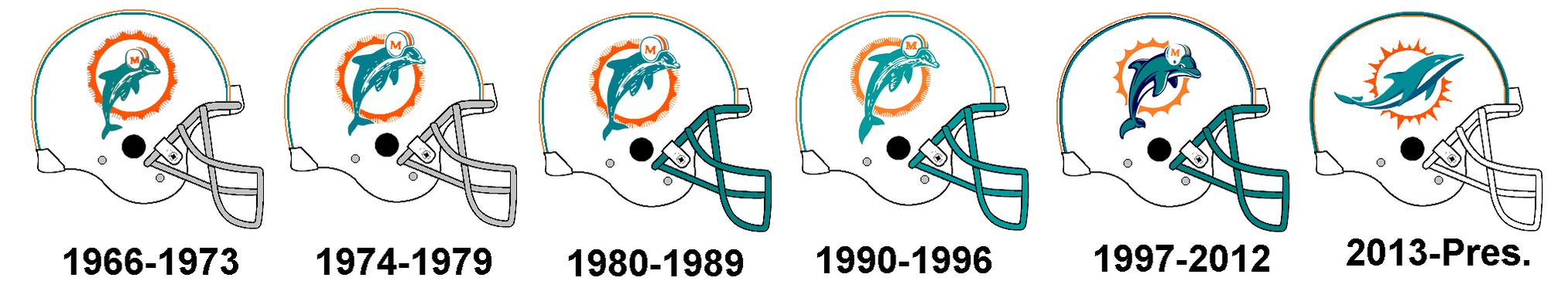 Redskins Helmet 2014 History of the Miami D...