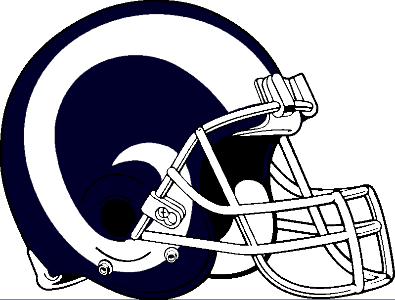 Rams Helmet New 2017 By Chenglor55 On Deviantart