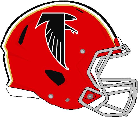Revolution Speed Falcons 1966-1969 Helmet by Chenglor55