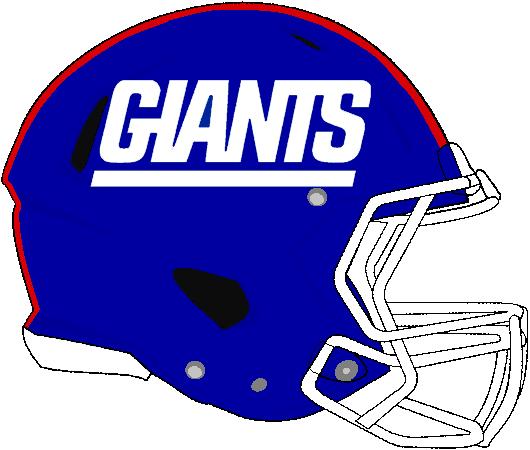 Revolution Speed Giants Color Rush Helmet by Chenglor55