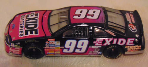 1997 #99 Jeff Burton Exide Ford car by Chenglor55