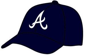 Braves Road Baseball Cap