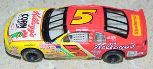 1997 Terry Labonte #5 Kellogg's Corn Flakes Car