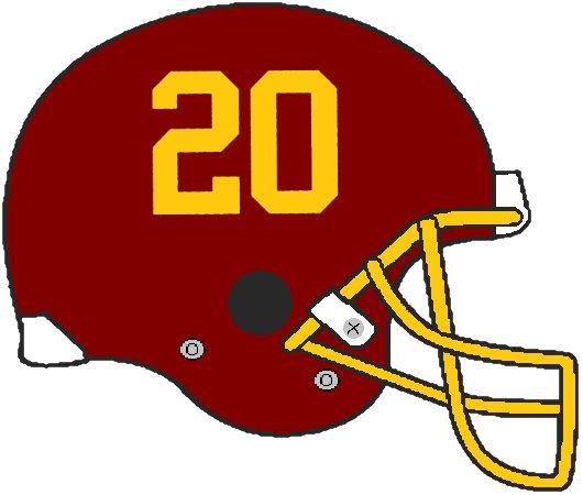 Washington Football Team Vsr4 Helmet By Chenglor55 On Deviantart