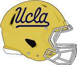 UCLA 1973-1995 Rev Speed helmet