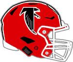 Falcons 1978-1983 Speedflex Helmet