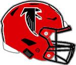 Falcons 1984-1989 Speedflex Helmet