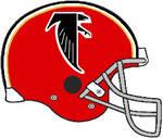 Falcons 1966-1969 VSR4 Helmet