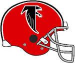 Falcons 1970-1977 VSR4 Helmet