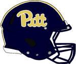 Pittsburgh 2016-2018 blue Rev Speed helmet