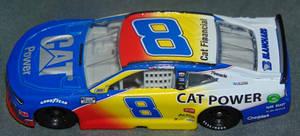 2020 Tyler Reddick #8 CAT Power Darlington car
