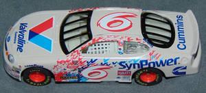 1998 Mark Martin #6 Valvoline SynPower Car