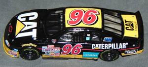 1998 David Green #96 Caterpillar Car