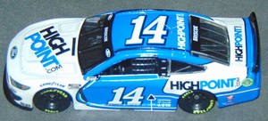 2021 Chase Briscoe #14 HighPoint.com Ford Car