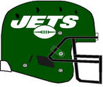 Jets 2019-Present Schutt DNA Helmet